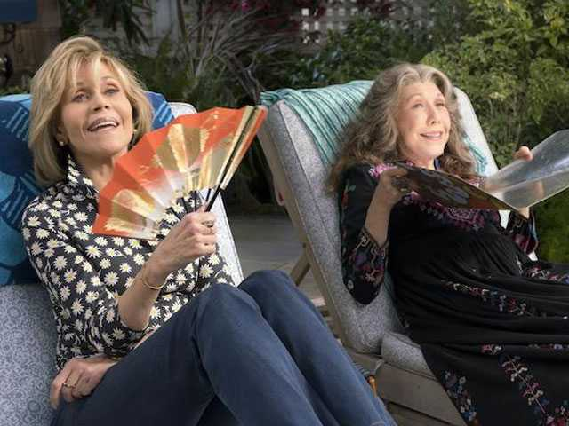 Netflix Renews 'Grace and Frankie' for Season 5, RuPaul to Guest Star