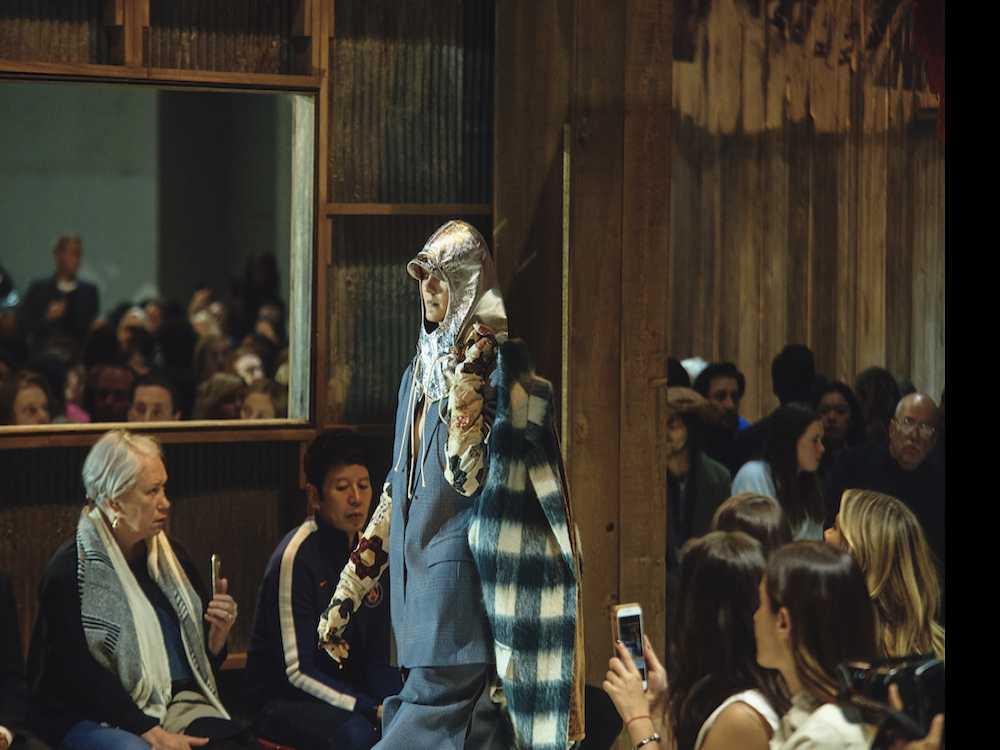 NY Fashion Week: Calvin Klein, Raf Simons & More