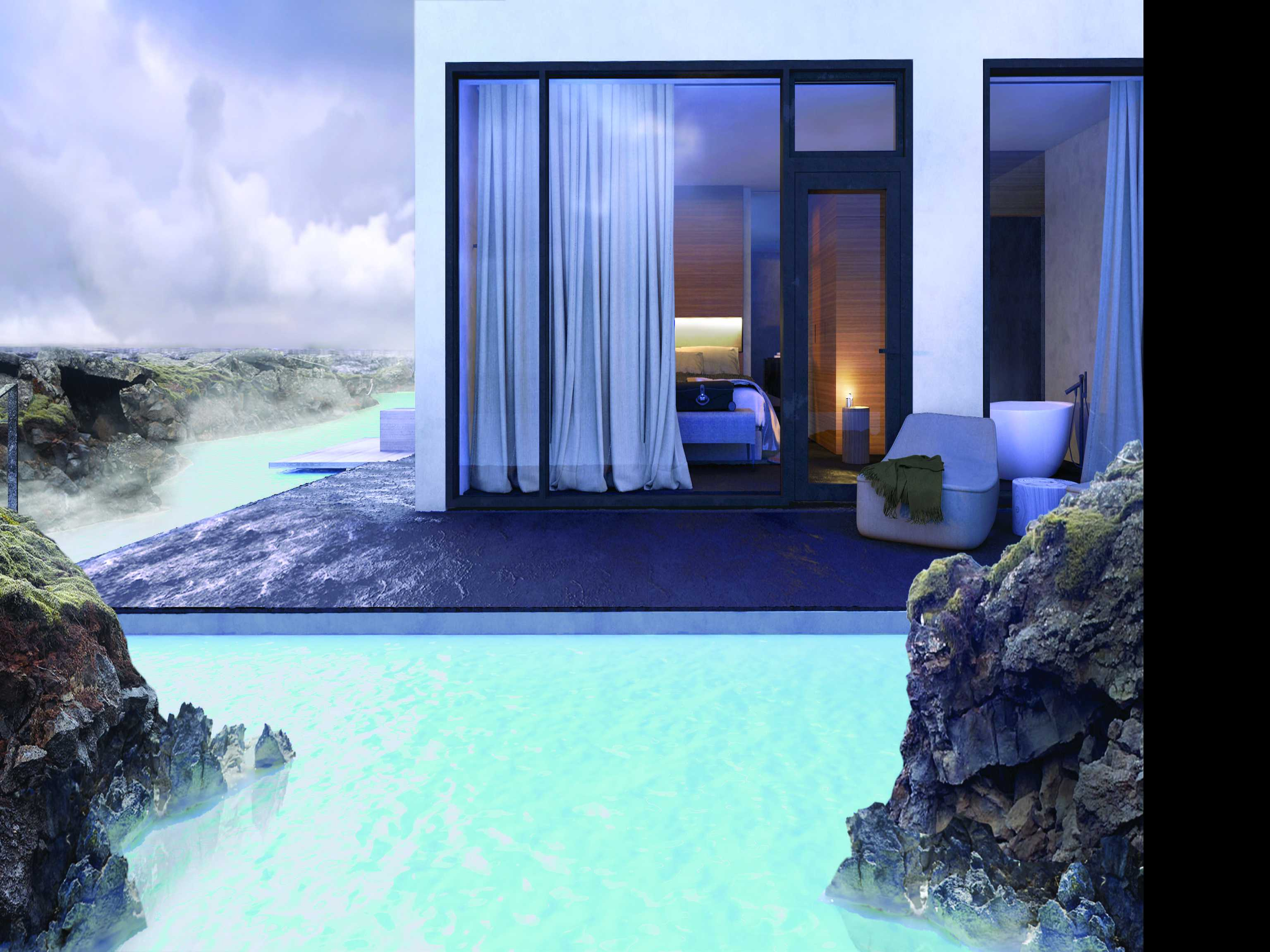 The Retreat at Blue Lagoon Iceland Opens This Spring