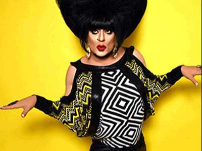 Over the Coals :: Drag Icon Heklina Gets Roasted