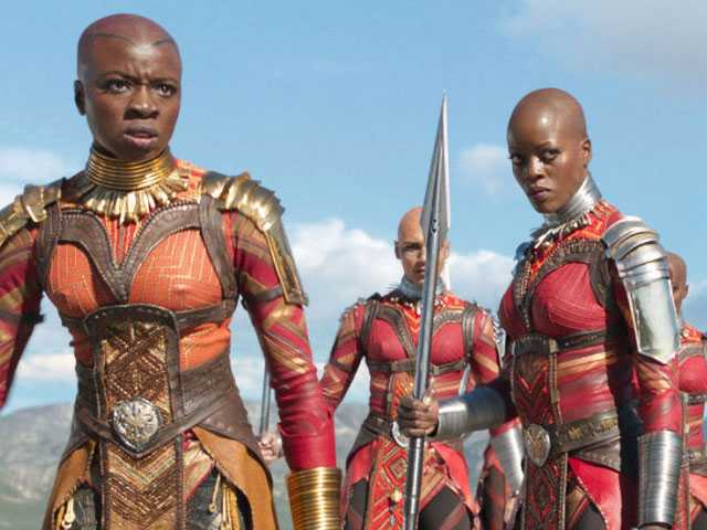 Same-Sex Romance Left on the 'Black Panther' Cutting Room Floor?