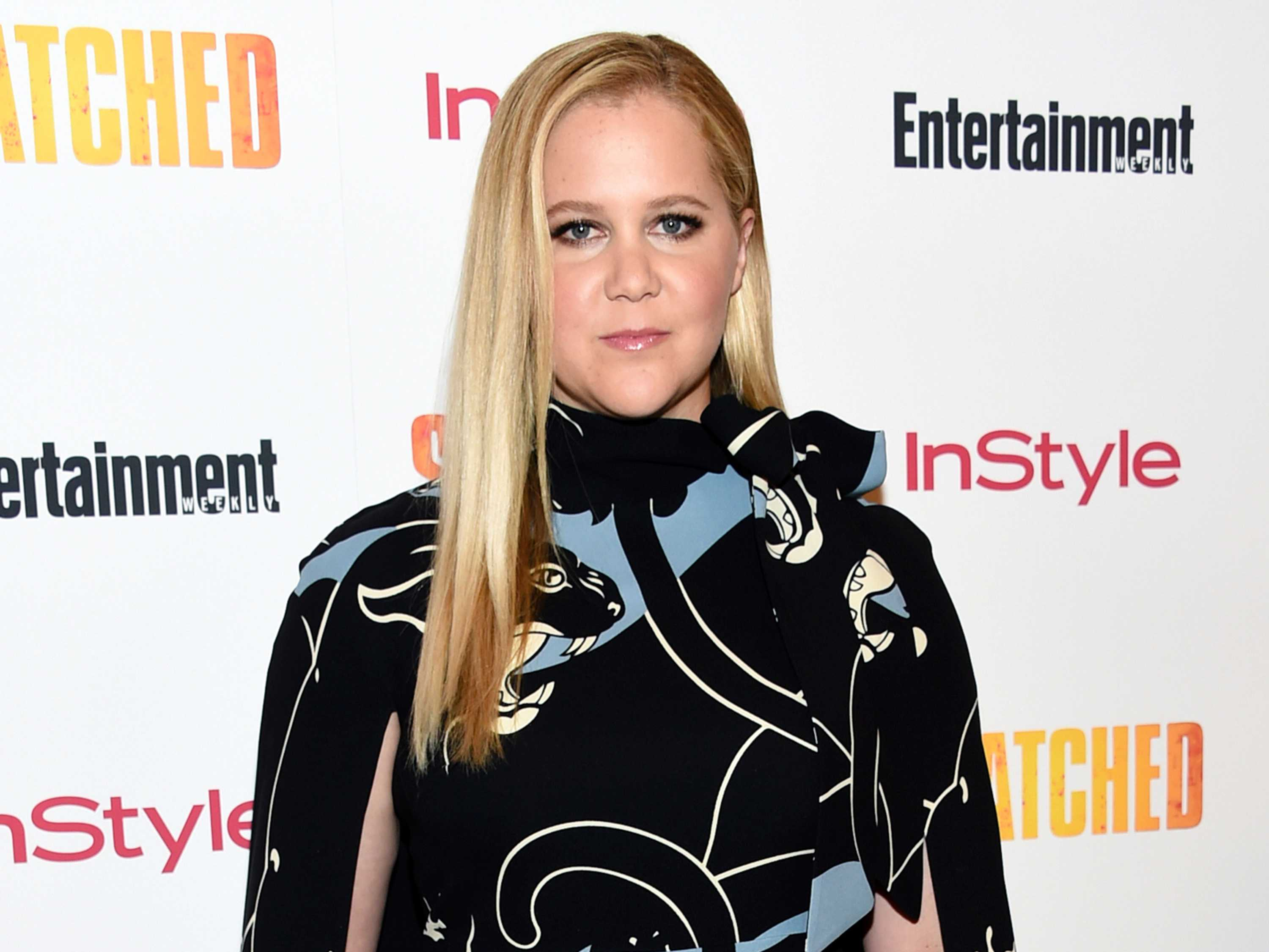 Amy Schumer Ties Knot With Chef Chris Fischer