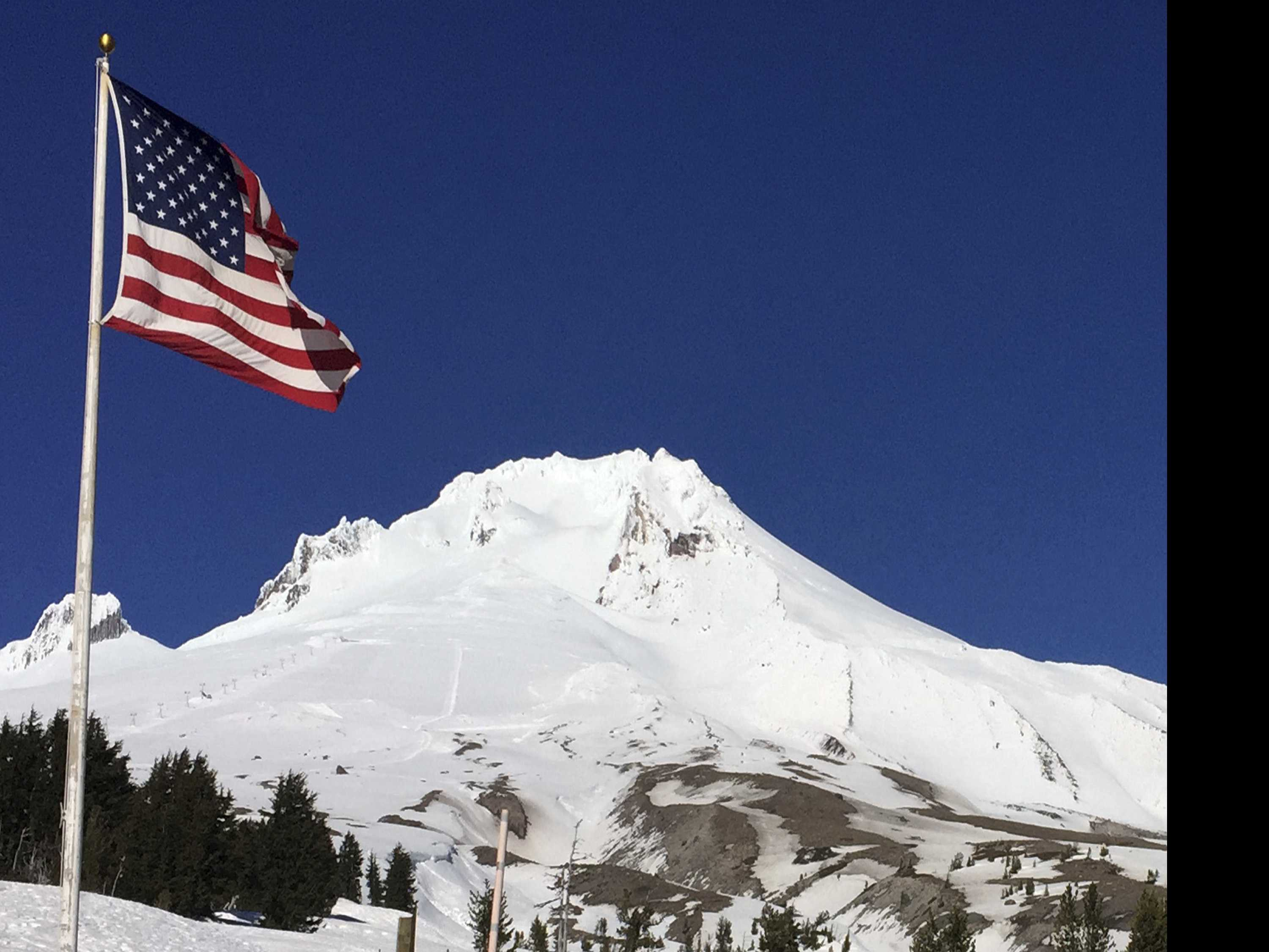 Terror, Heroism Revealed In Oregon Climbing Death 911 Calls