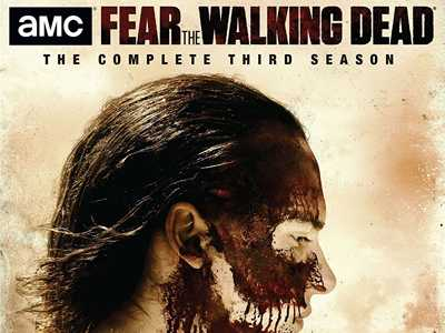 Review :: Fear The Walking Dead - The Complete Third Season