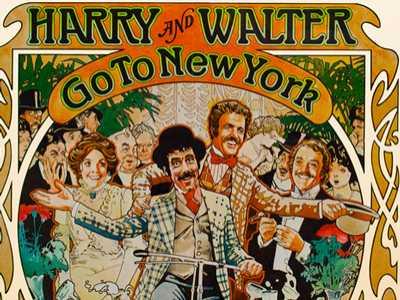 Review :: Harry and Walter Go to New York