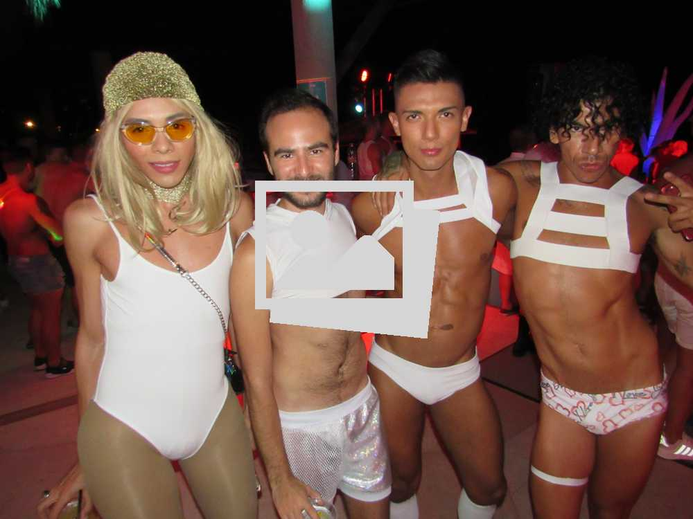 White Party Puerto Vallarta