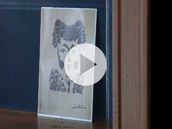 Rare Picasso Print Stolen In Milwaukee