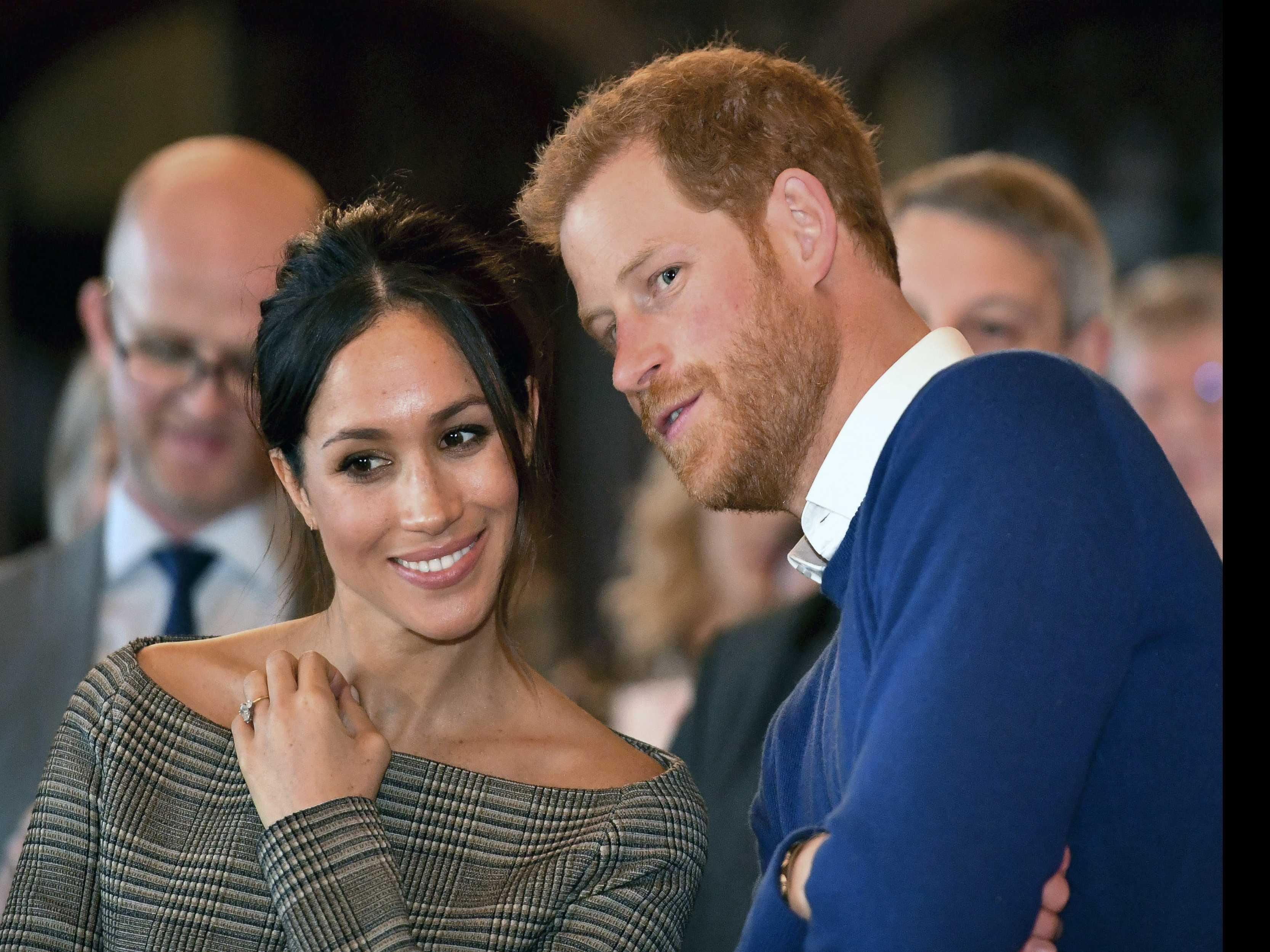 What Will Meghan Wear? Royal Wedding Dress a UK Secret