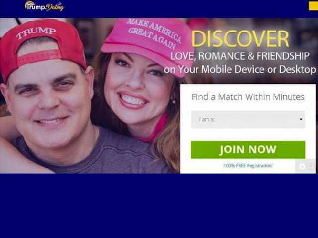 Trump Dating Site Turns Away Gays... but Welcomes Adulterers, Features Pedophile?