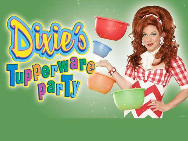 Dixie Longate Brings Her Tupperware Party to Grand Victoria Casino in March