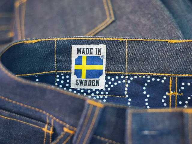 Sweden's Jean Scene: Seven of the World's Best Denim Brands