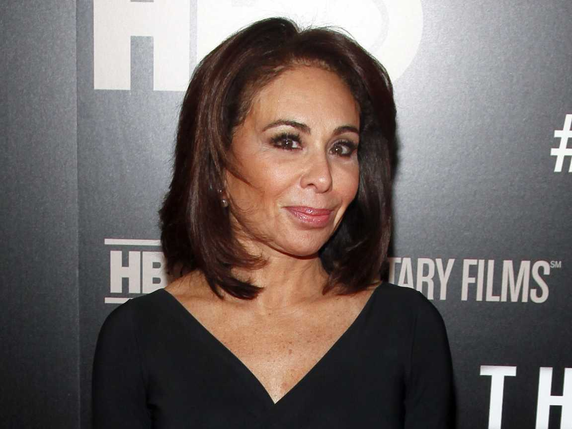 Prosecutor-Turned-TV Personality Pirro Admits Driving 95 mph