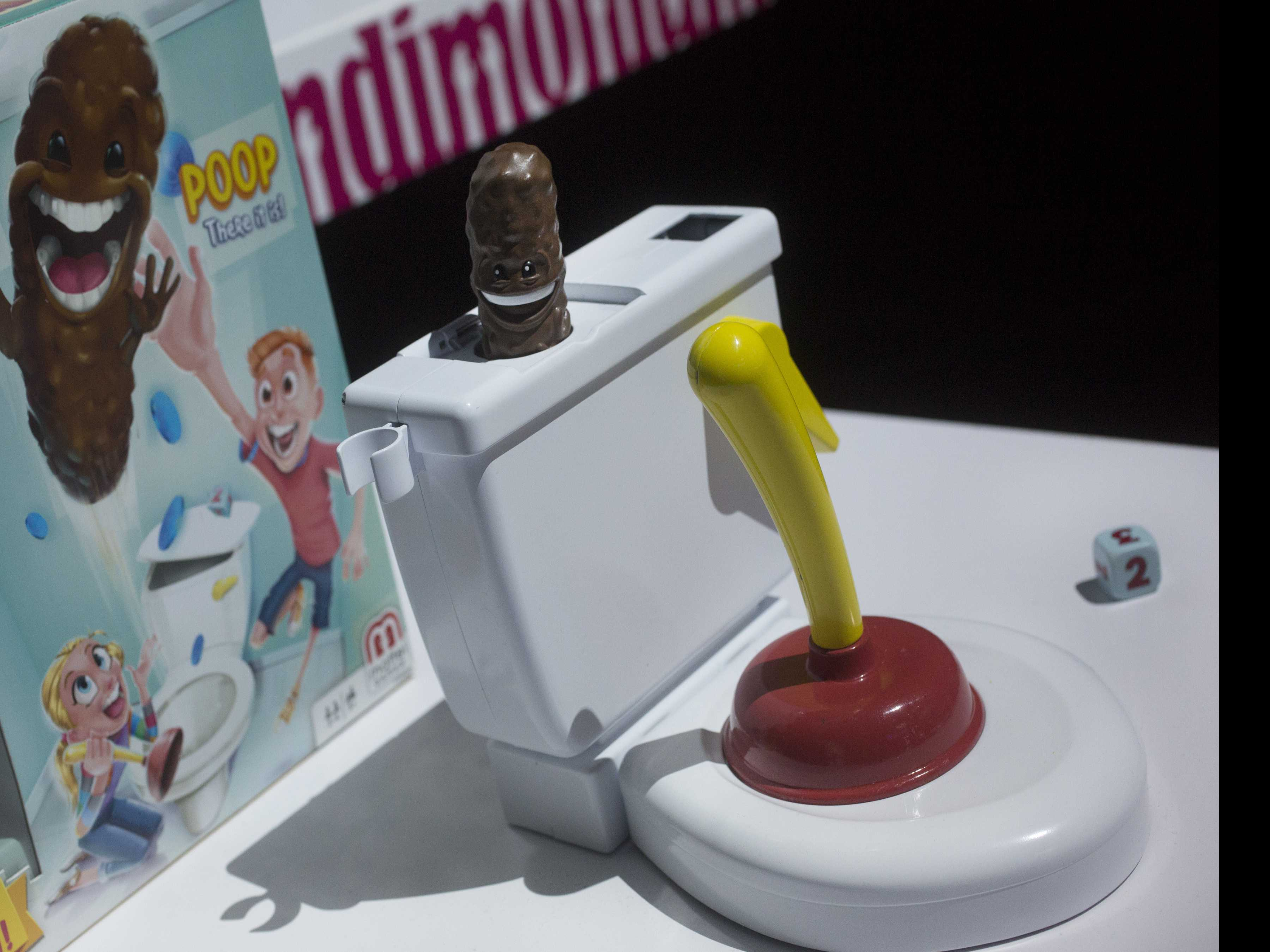 Toy Makers Turn to the Toilet for Poop-Inspired Toys