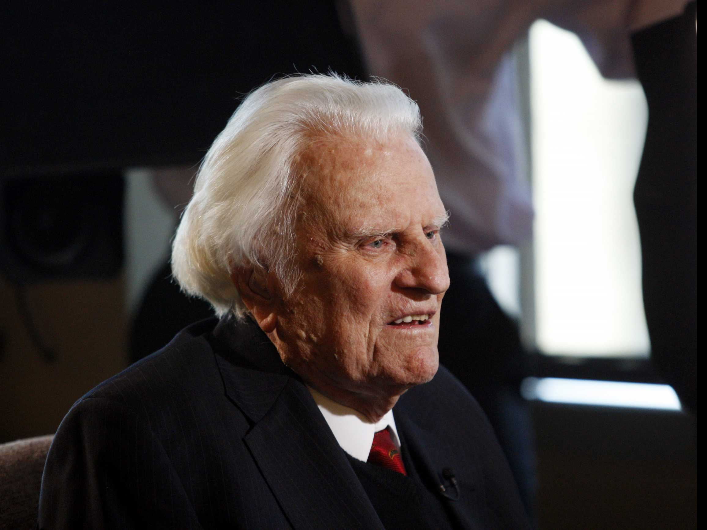 Billy Graham Went From Tent Revivals to the White House
