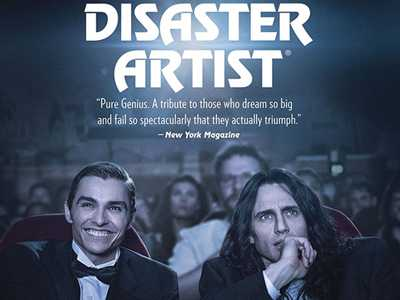 Review :: The Disaster Artist