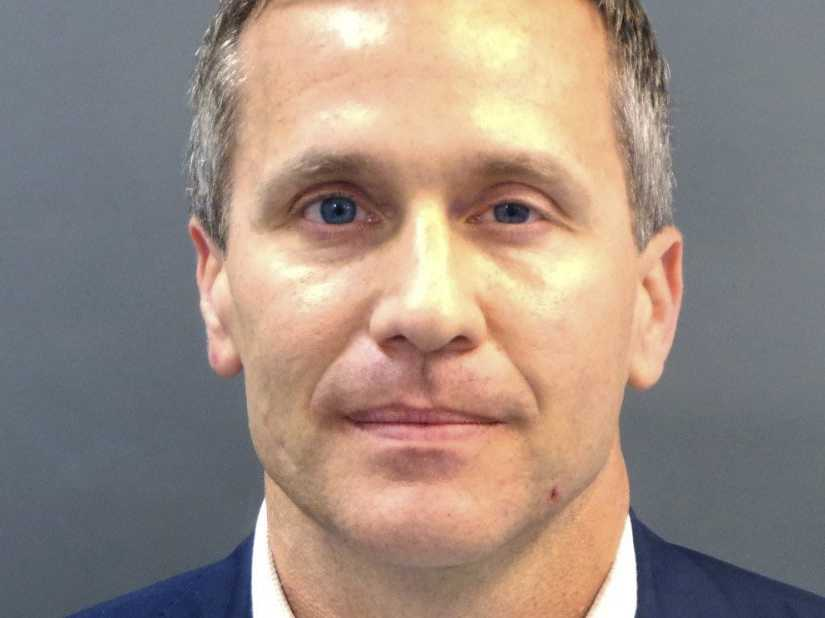 Missouri Governor Defiant After Indictment Linked to Affair