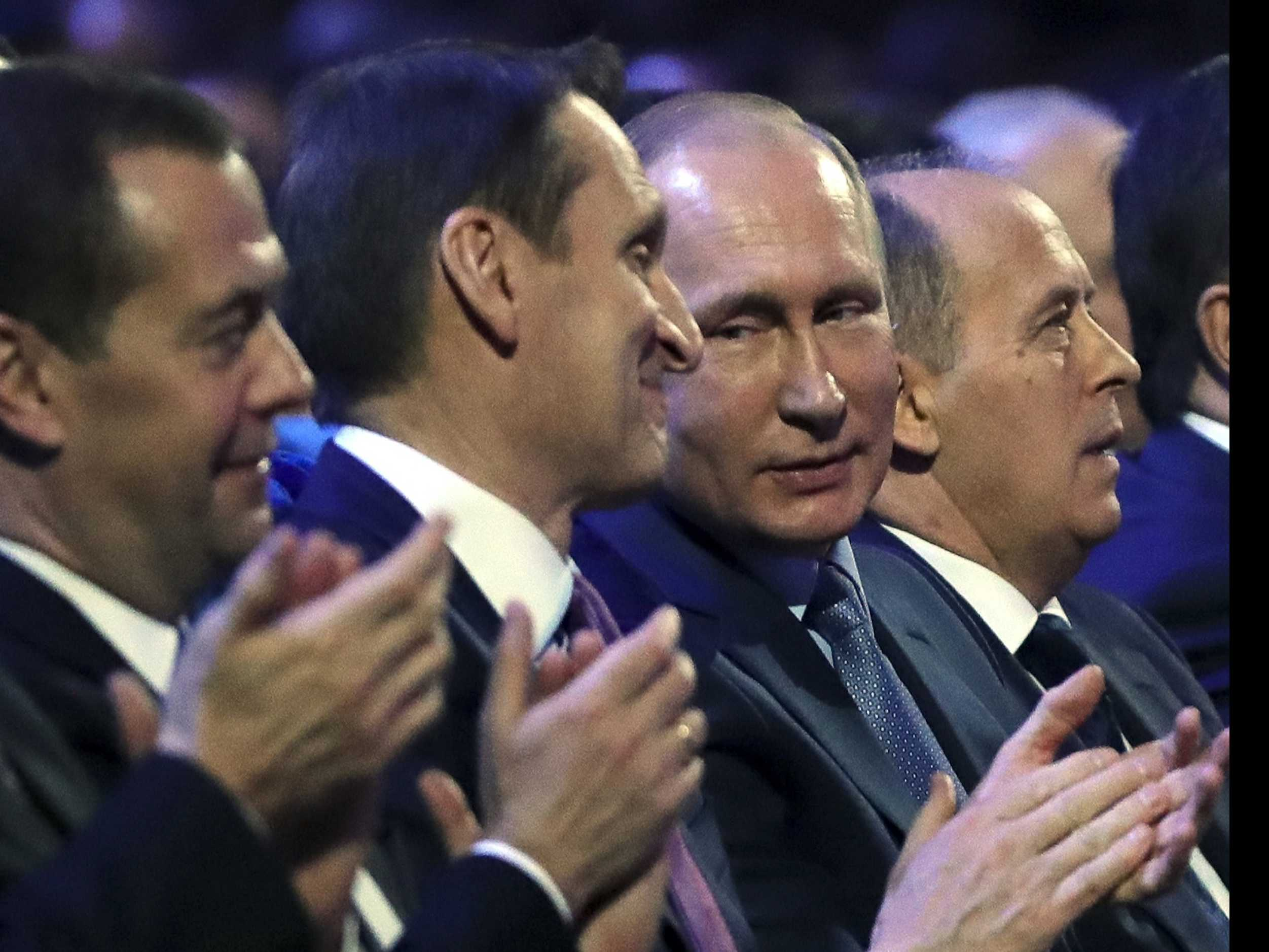 Putin is Heir to Russia's Long Disinformation Experience