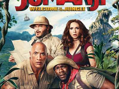 Review :: Jumanji: Welcome To The Jungle