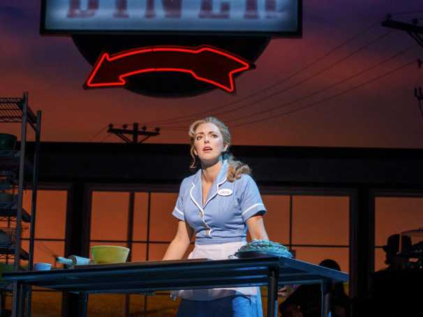 Review :: Waitress