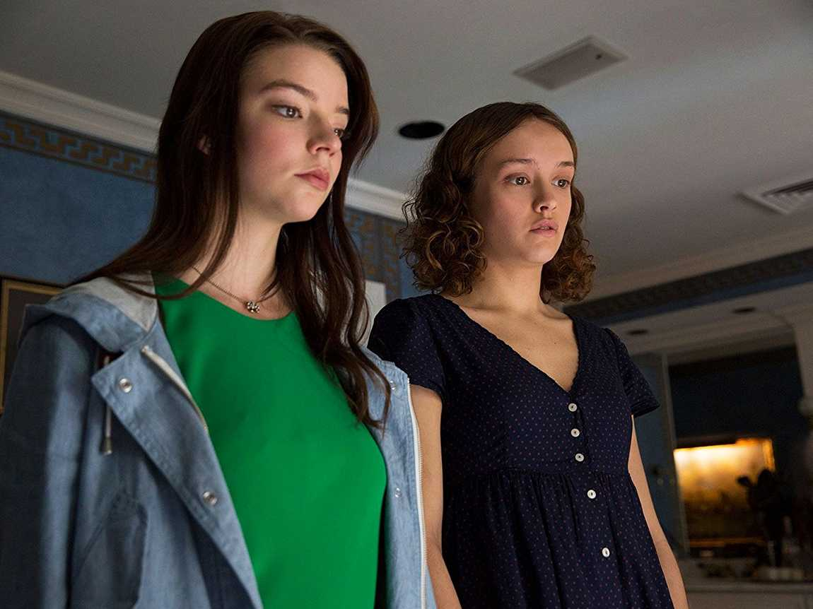 Review :: Thoroughbreds