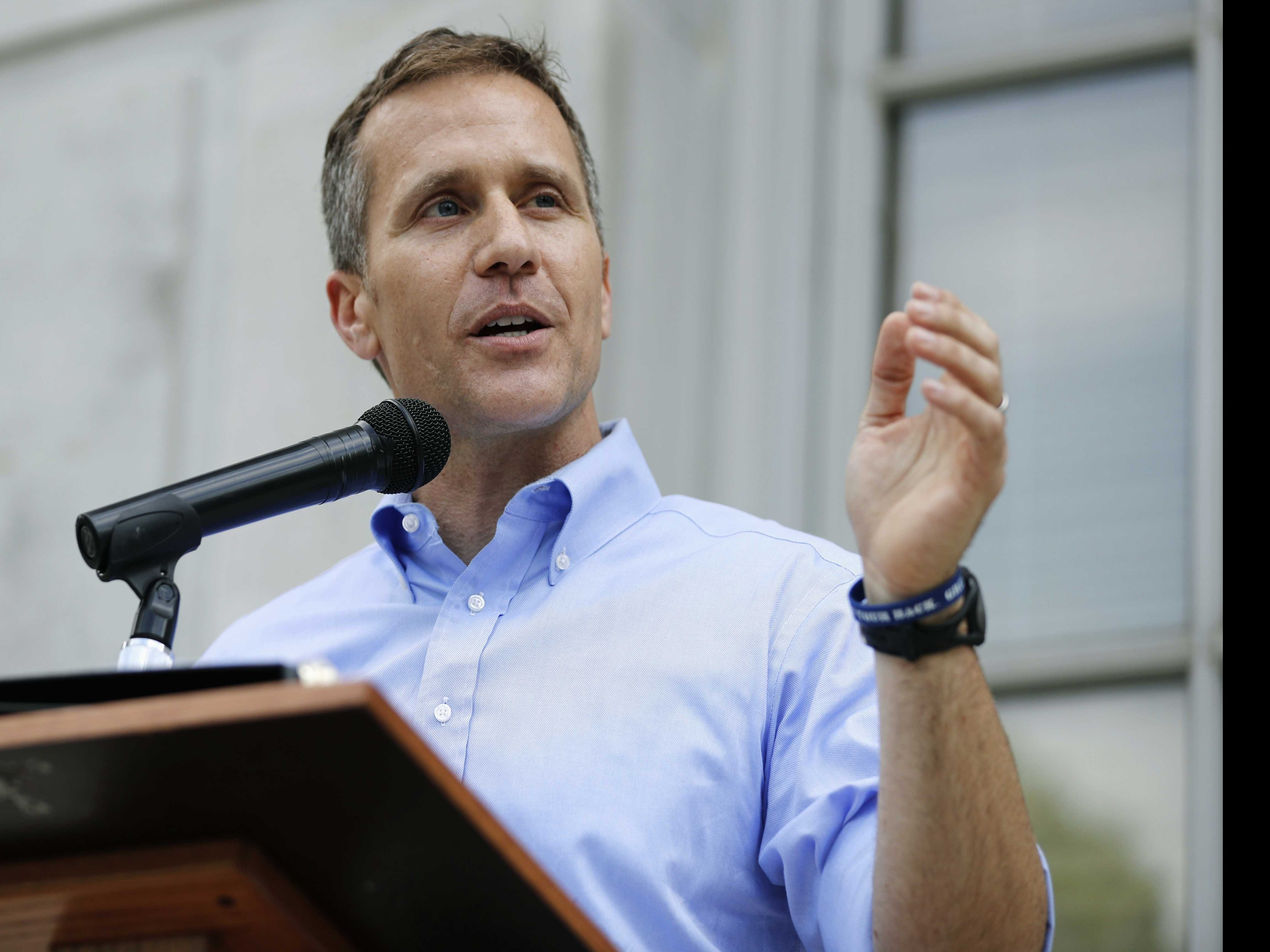 Indictment of Missouri Governor Could Have Political Ripples