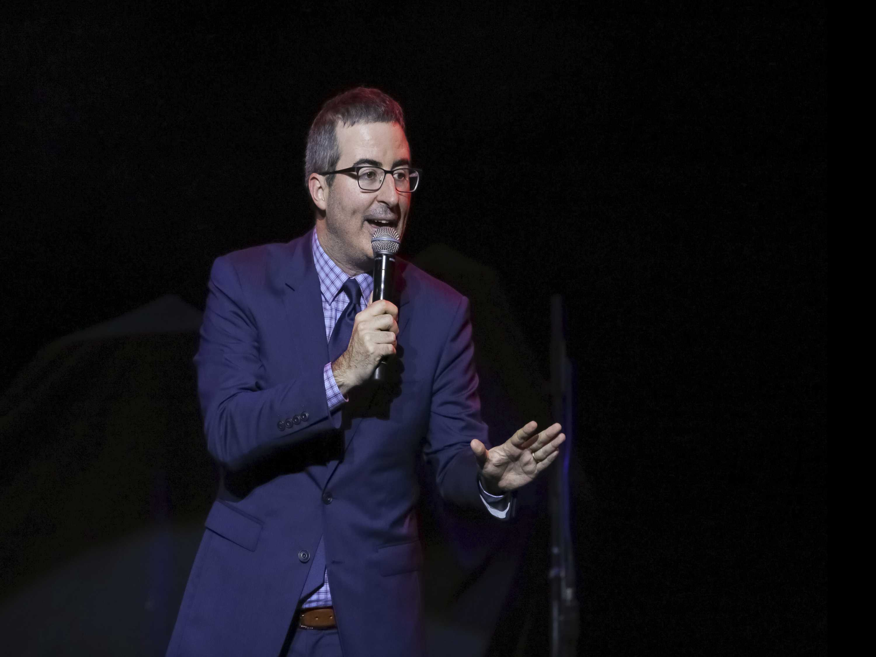 Judge Dismisses Coal Company Suit Against HBO's John Oliver