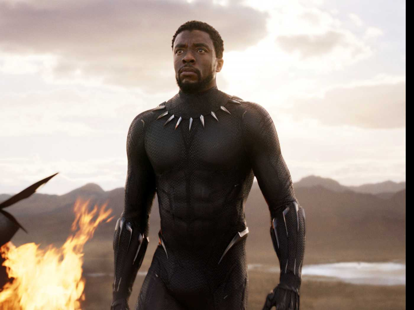 'Black Panther' Stays Strong with $108M in Second Weekend