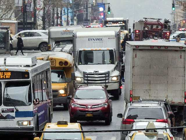 Studies Are Increasingly Clear: Uber, Lyft Congest Cities