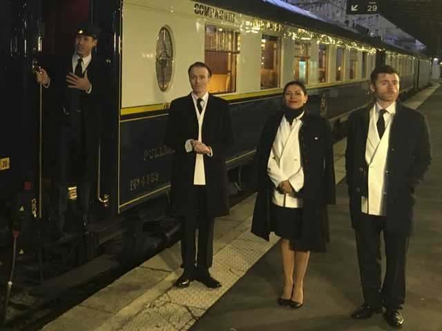 Luxury Travel Meets Murder on the Orient Express