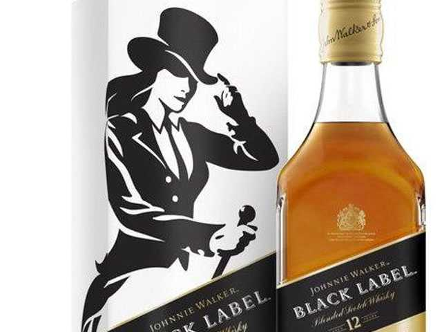Jane Walker Replaces Johnny Walker on Limited Scotch Bottles