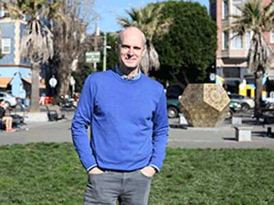 Gay SF Parks Alliance CEO Marks First Year