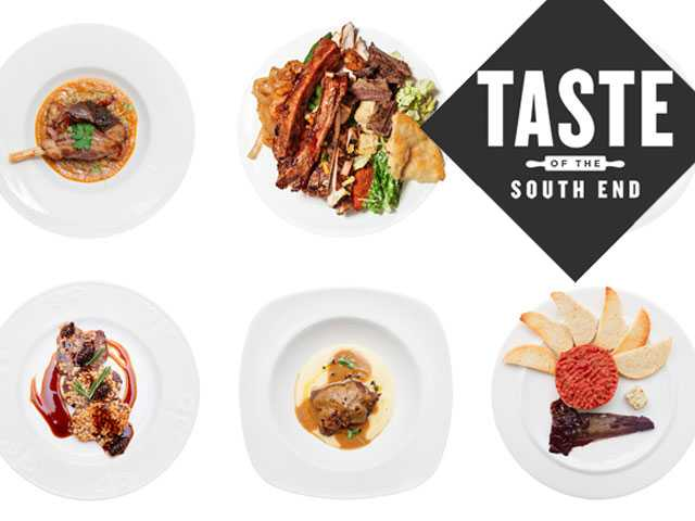 Celebrate Chefs and Community at the Taste of the South End on March 20