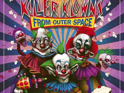 Review :: Killer Klowns From Outer Space