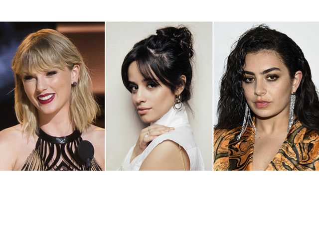 Taylor Swift Taps Camila Cabello, Charli XCX as Tour Openers