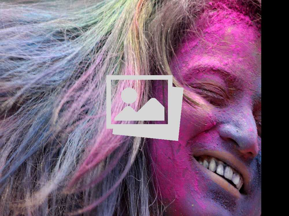 Look: Photos From Hindu Holi Festival