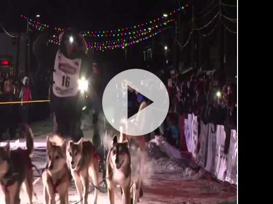 Alaska's Famed Iditarod To Begin Amid Turmoil