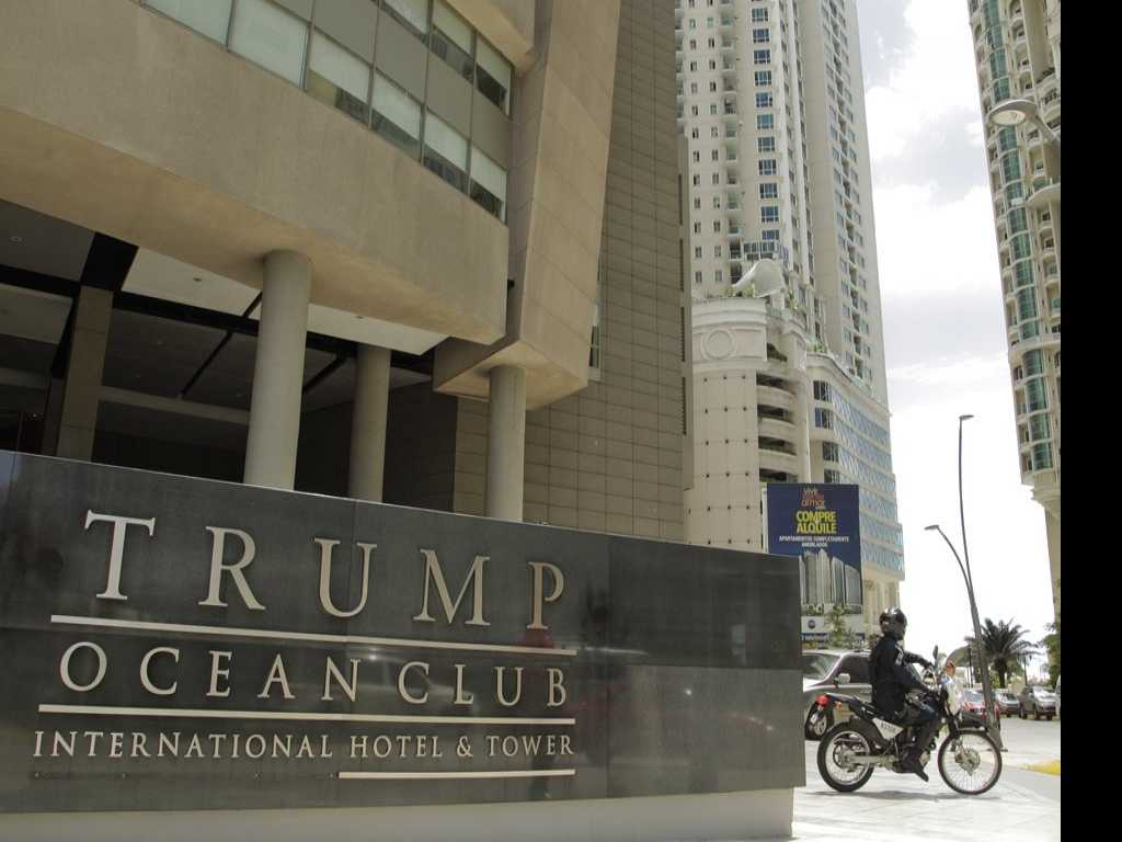 Trump's Panama City Hotel Remains Open Despite Problems