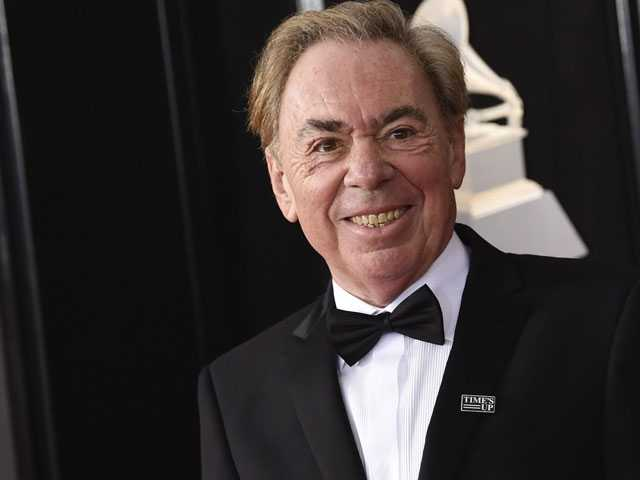 Andrew Lloyd Webber, Turning 70, Looks Back and Forward