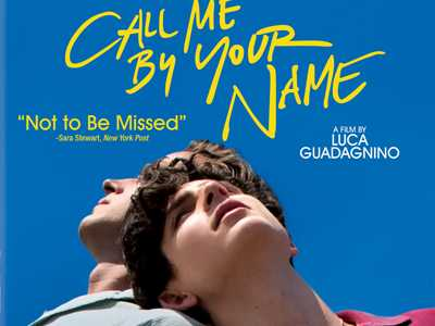 Review :: Call Me By Your Name