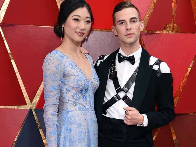 Adam Rippon Defends His Oscars Outfit in Viral Tweet