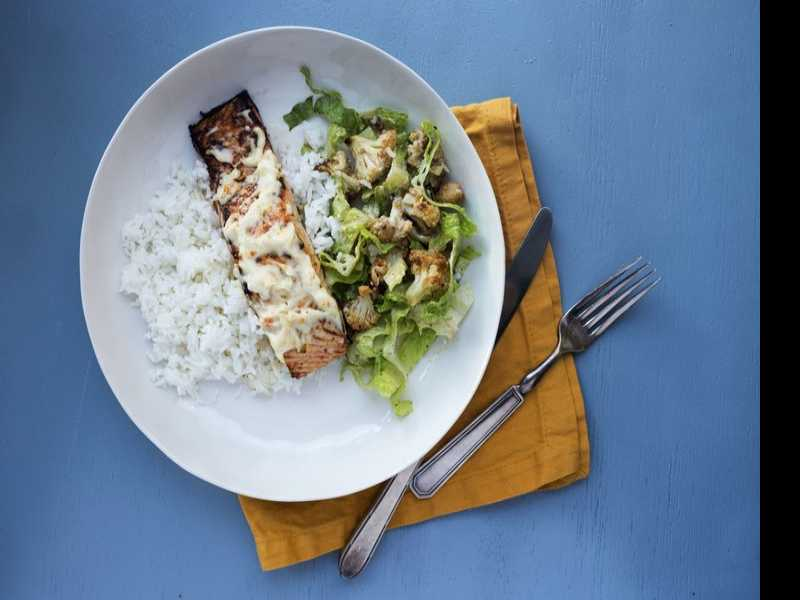 Recipe: Citrus-Marinated Salmon