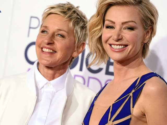 Ellen DeGeneres Cancels Vacation After Bermuda Bans Gay Marriage