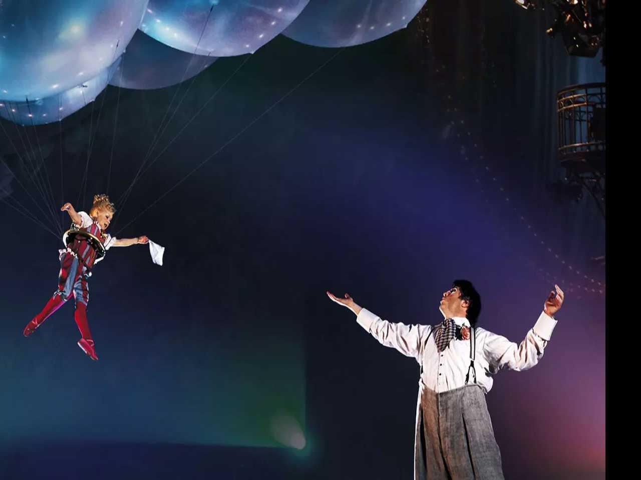 Review :: Cirque du Soleil 'Corteo'