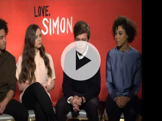 Gay Teen Drama 'Love, Simon' Tells 'Story We Haven't Seen'