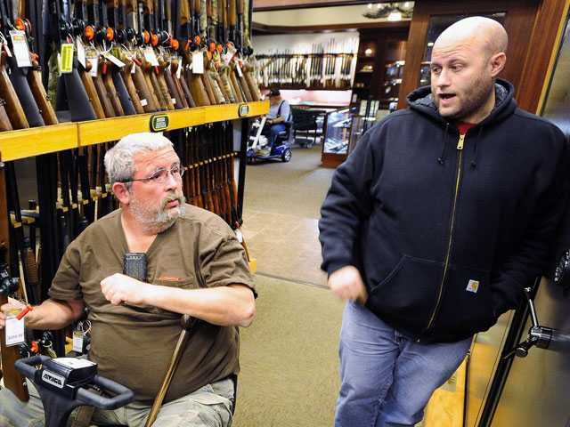 Outdoors Stores Quietly Continue to Sell Assault Weapons