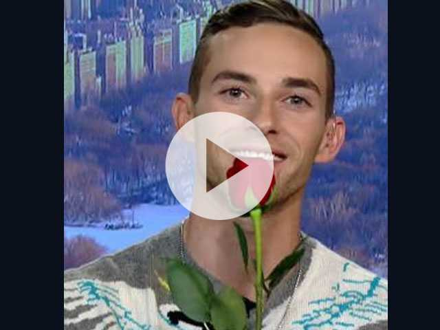 Watch: E! News Host Asks Olympian Adam Rippon On a Date During Live Interview