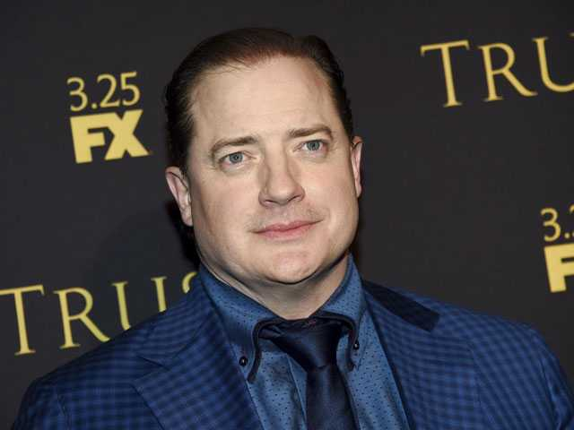 Brendan Fraser Promotes 'Trust' After Alleging Misconduct