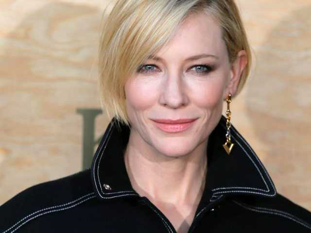 Cate Blanchett Said She Got a 'Penis Facial' with Sandra Bullock