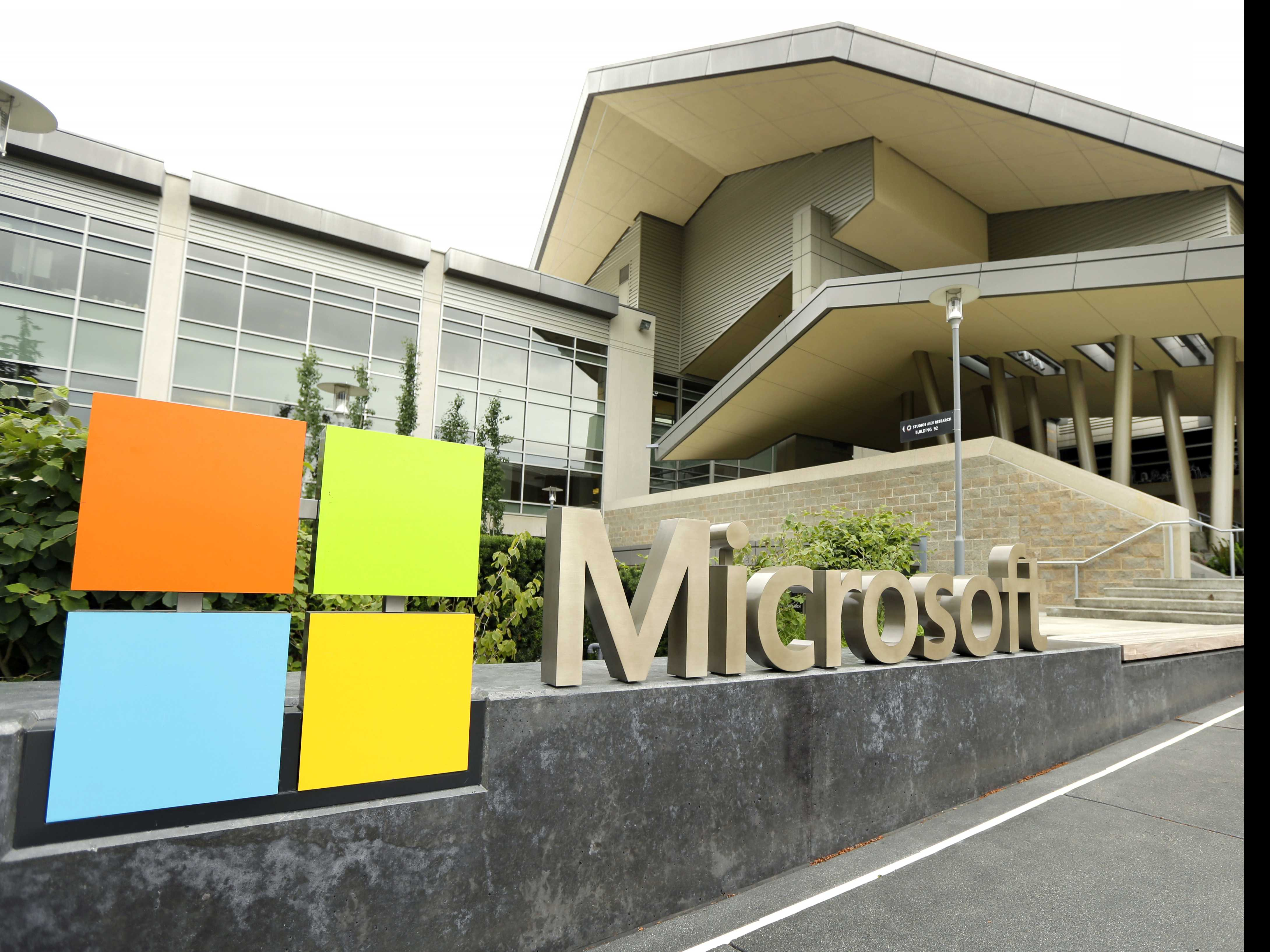 Microsoft Finds Few Gender Discrimination Complaints Valid