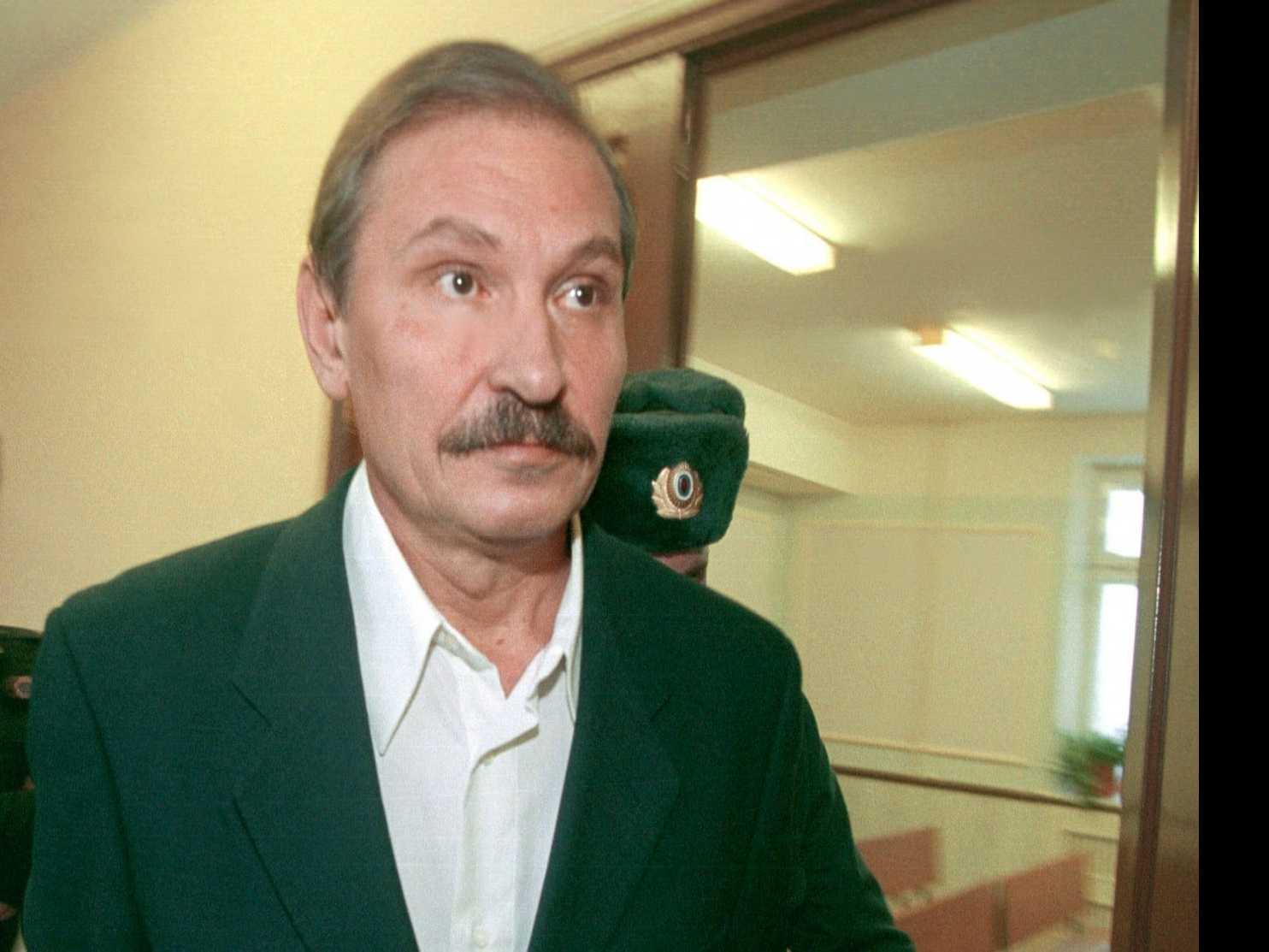 UK Opens Murder Probe into Death of Russian Nikolai Glushkov